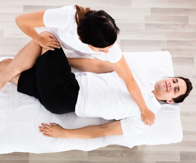 Shiatsu Methode